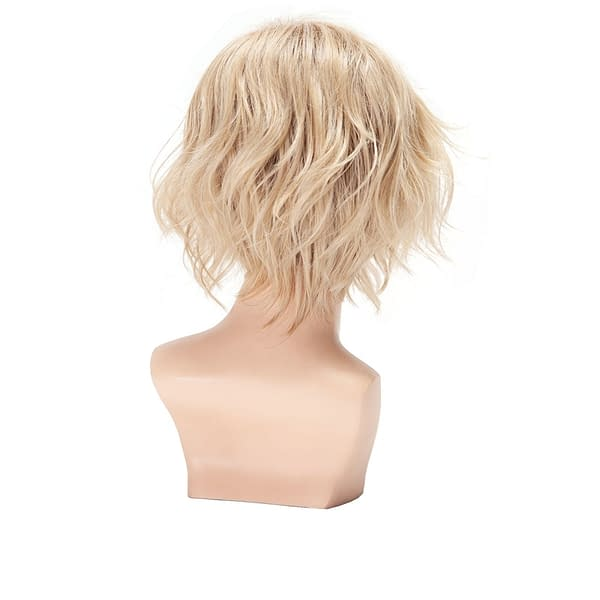 City Roast Wig by Belle Tress | Heat Friendly Synthetic | Short Wavy Style