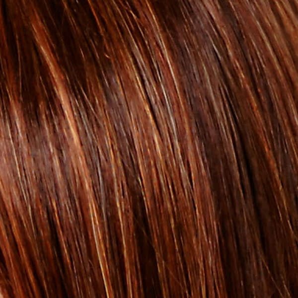 Terracotta Gold 8/27R-8 Synthetic Wig Colour by Belle Madame