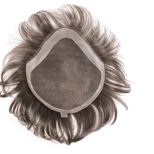 Jay Hair System For Men | Heat Friendly Synthetic Lace Front | 8 Colours