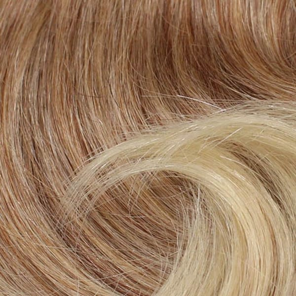 Flame Human Hair Colour by Wig Pro