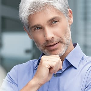 Brad Wig For Men By Ellen Wille | Synthetic Hair