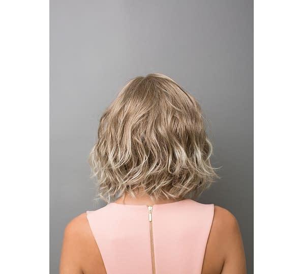 Evanna Wig by Rene of Paris in Ice Blonde