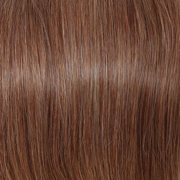 R3025S+ Glazed Cinnamon | Human Hair Wig Colour by Raquel Welch
