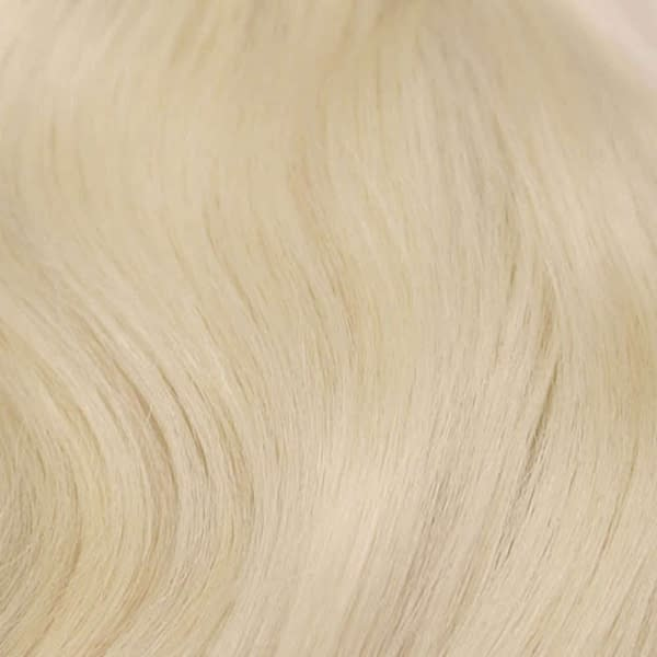 Platinum Human Hair Colour by Wig Pro