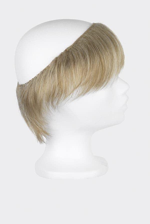 Mint Fringe Hair Piece by Ellen Wille