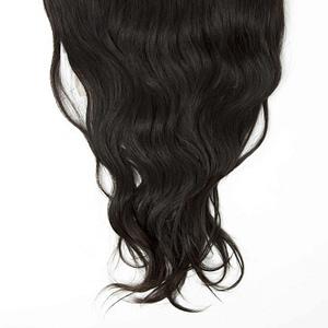 Wavy 360 Frontal360 Frontal Wavy Human Hair 1B