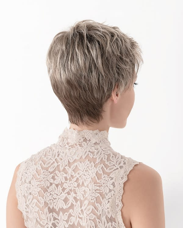 Spa Wig by Ellen Wille | Short Synthetic Lace Front