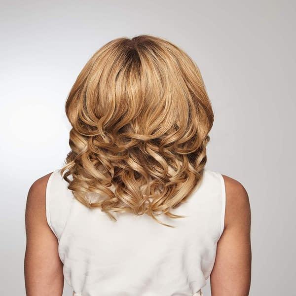 On The Go Hair Topper   Heat Friendly Hair Piece