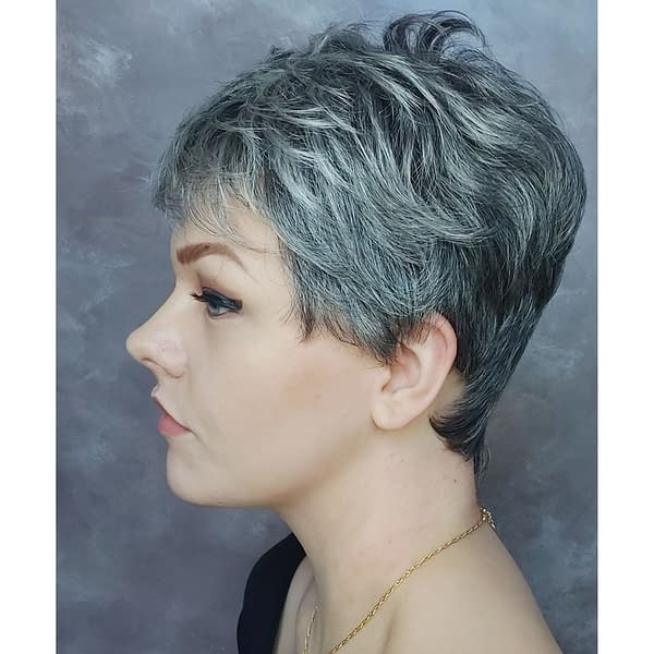 Spa Wig by Ellen Wille