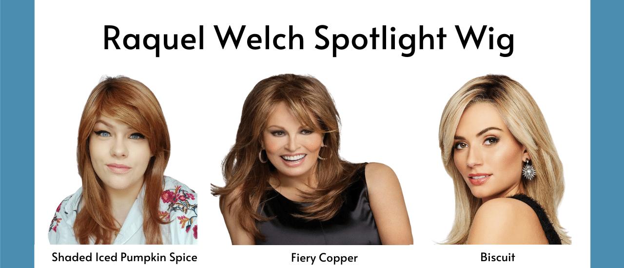Raquel Welch Spotlight Wig | HairWeavon Wig Online Shop.