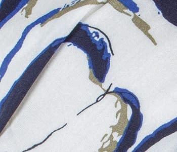 Misu Headwear in WHITE BLUE