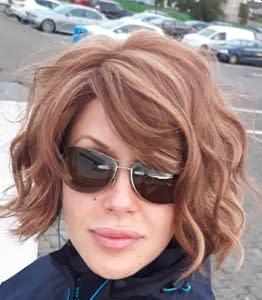 Mila Wig by Jon Renau FS27   Customer Photo