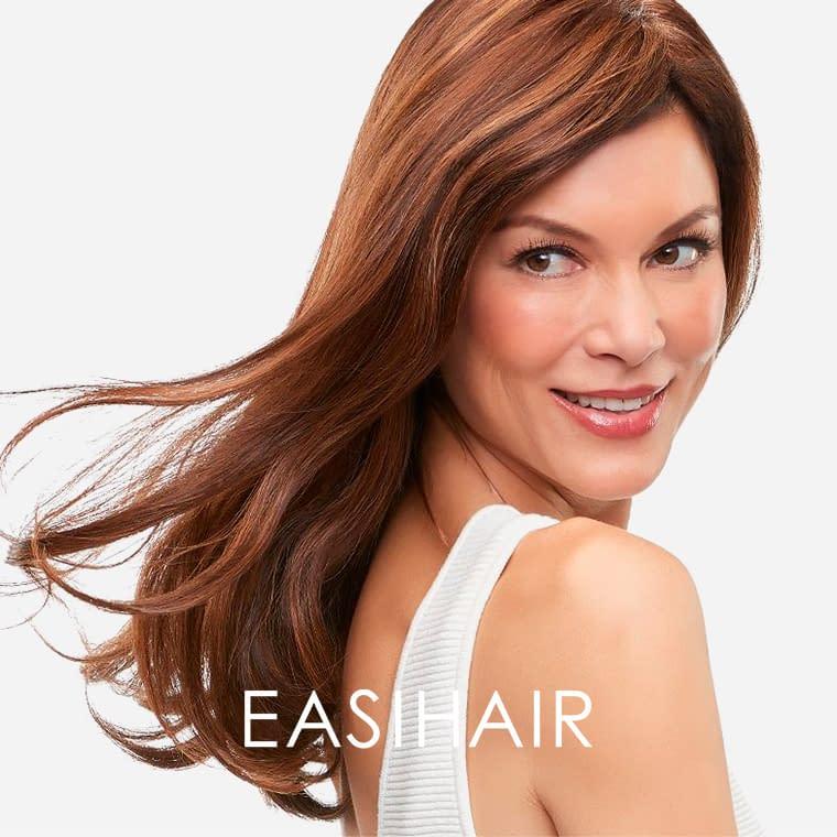EasiHair Hair Topper Brand By Jon Renau